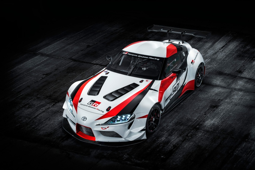 Toyota GR Supra Racing Concept – the legend returns Image #786835