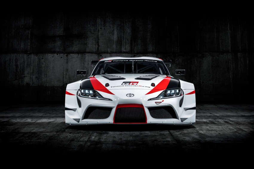 Toyota GR Supra Racing Concept – the legend returns Image #786836