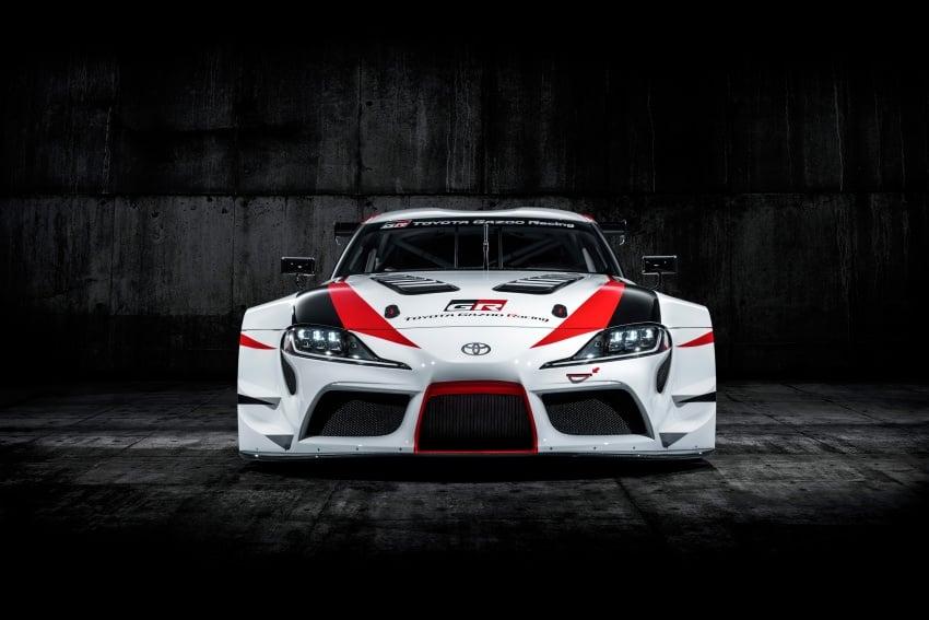 Toyota GR Supra Racing Concept – the legend returns Image #786836