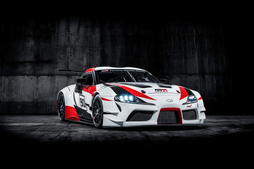 Toyota GR Supra Racing Concept – the legend returns Image #786837