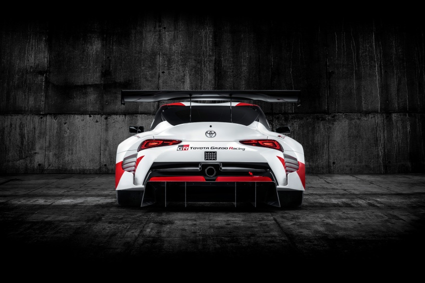 Toyota GR Supra Racing Concept – the legend returns Image #786838
