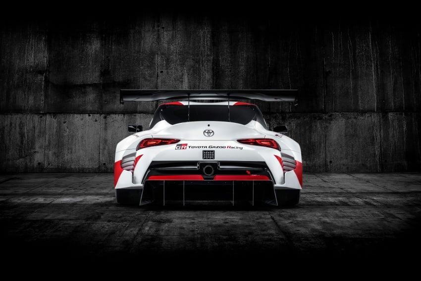 Toyota GR Supra Racing Concept – the legend returns Image #786838