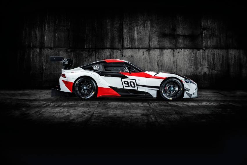 Toyota GR Supra Racing Concept – the legend returns Image #786839