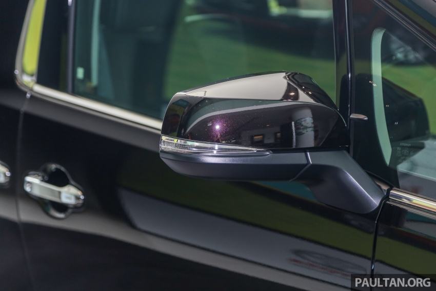 GALLERY: Toyota Alphard, Vellfire facelift previewed – full specifications, equipment detailed, RM351k-541k Image #792884