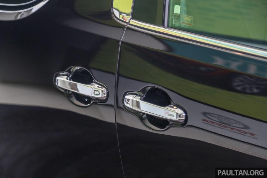 GALLERY: Toyota Alphard, Vellfire facelift previewed – full specifications, equipment detailed, RM351k-541k Image #792885