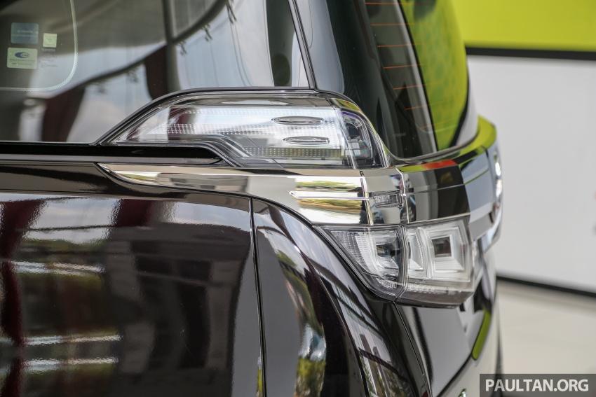 GALERI: Toyota Alphard, Vellfire facelift 2018 – senarai kelengkapan penuh, harga antara RM351k-RM541k Image #792739