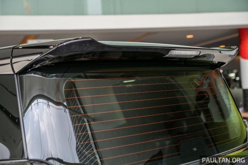 GALLERY: Toyota Alphard, Vellfire facelift previewed – full specifications, equipment detailed, RM351k-541k Image #792895