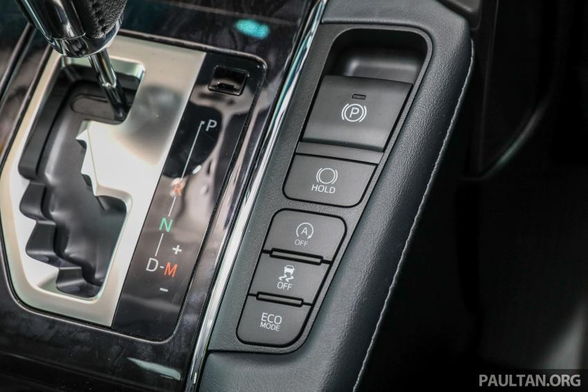 GALLERY: Toyota Alphard, Vellfire facelift previewed – full specifications, equipment detailed, RM351k-541k Image #792908