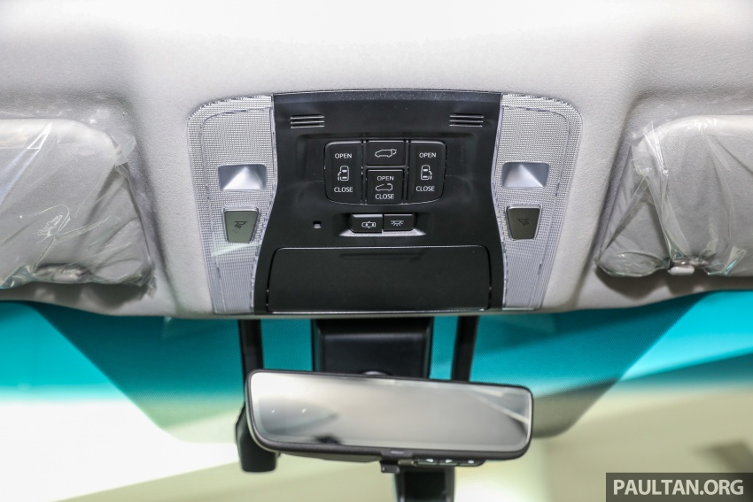 GALLERY: Toyota Alphard, Vellfire facelift previewed – full specifications, equipment detailed, RM351k-541k Image #792914