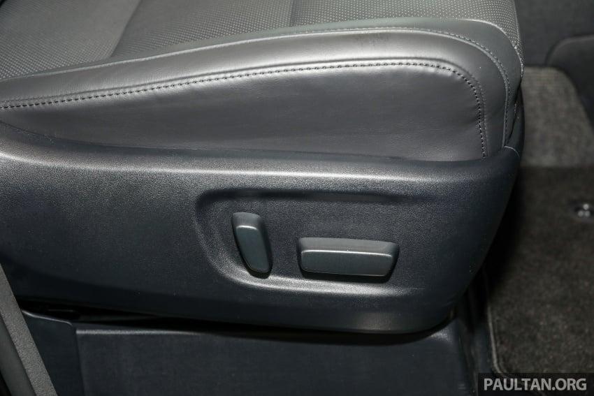 GALLERY: Toyota Alphard, Vellfire facelift previewed – full specifications, equipment detailed, RM351k-541k Image #792921