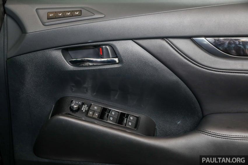 GALLERY: Toyota Alphard, Vellfire facelift previewed – full specifications, equipment detailed, RM351k-541k Image #792924