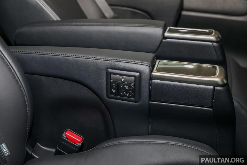 GALLERY: Toyota Alphard, Vellfire facelift previewed – full specifications, equipment detailed, RM351k-541k Image #792927