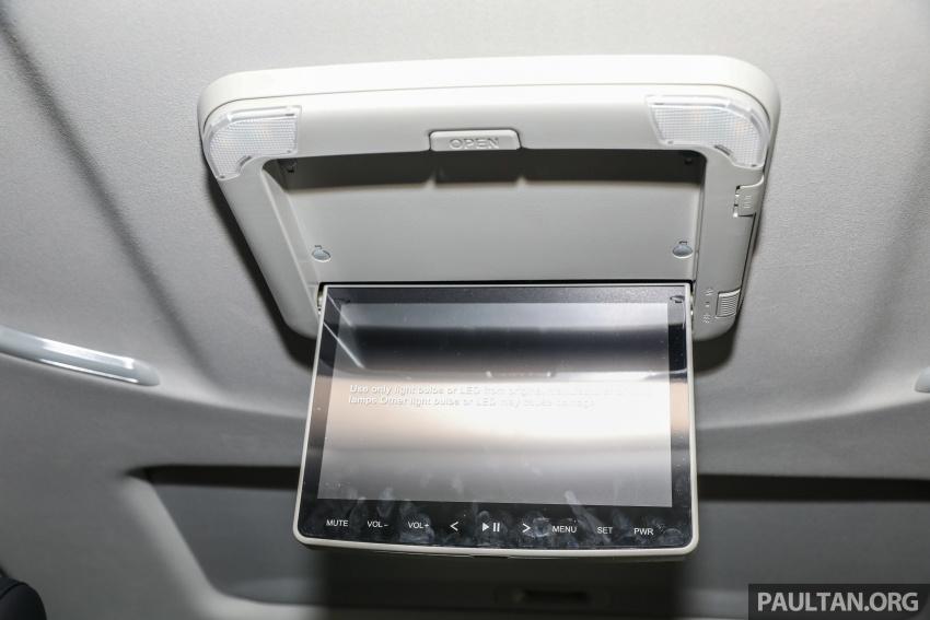 GALLERY: Toyota Alphard, Vellfire facelift previewed – full specifications, equipment detailed, RM351k-541k Image #792929