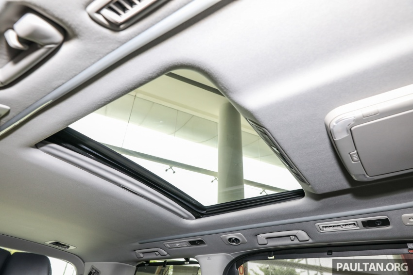 GALLERY: Toyota Alphard, Vellfire facelift previewed – full specifications, equipment detailed, RM351k-541k Image #792930