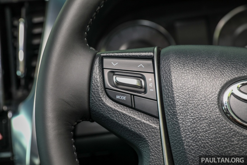 GALLERY: Toyota Alphard, Vellfire facelift previewed – full specifications, equipment detailed, RM351k-541k Image #792901