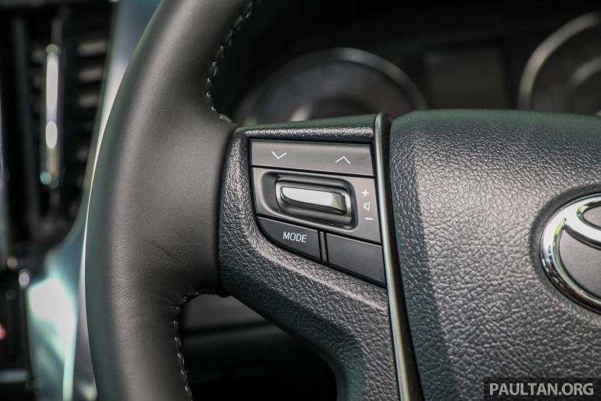 GALERI: Toyota Alphard, Vellfire facelift 2018 – senarai kelengkapan penuh, harga antara RM351k-RM541k Image #792748