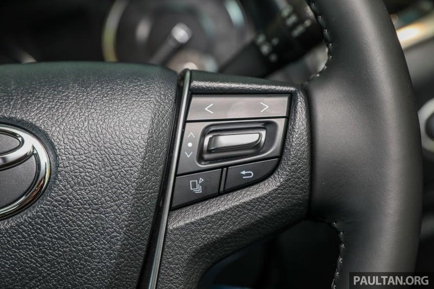 GALLERY: Toyota Alphard, Vellfire facelift previewed – full specifications, equipment detailed, RM351k-541k Image #792902