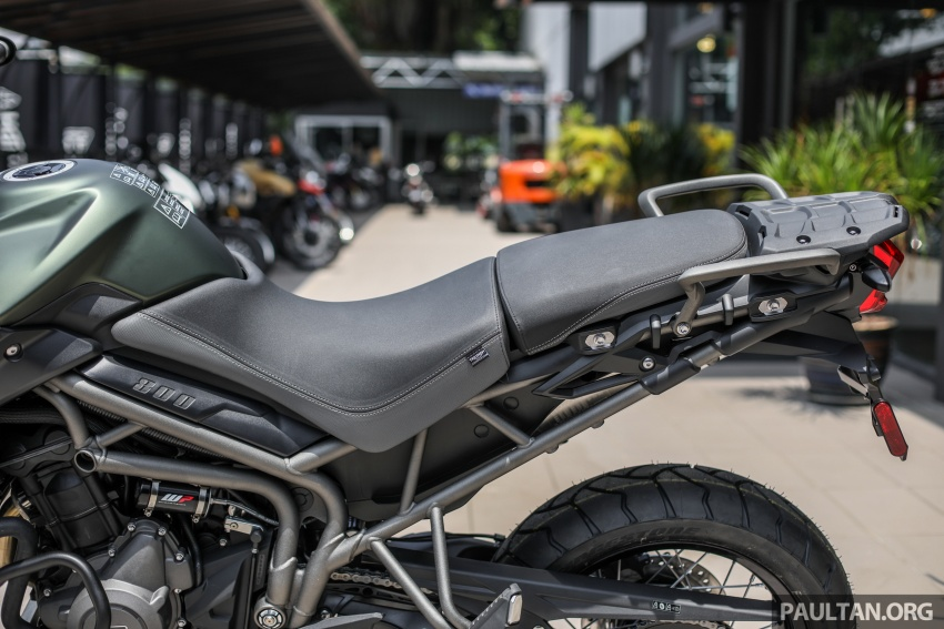 FIRST LOOK: 2018 Triumph Tiger 800 XCx and XRx adventure bikes – RM74,900 and RM69,900 Image #786960