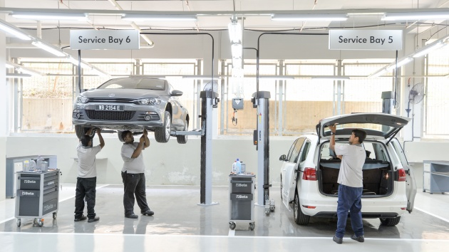 Volkswagen Penger Cars Malaysia Vpcm Has Announced A Revised Service Maintenance Schedule For It Offers Up To 26 Savings