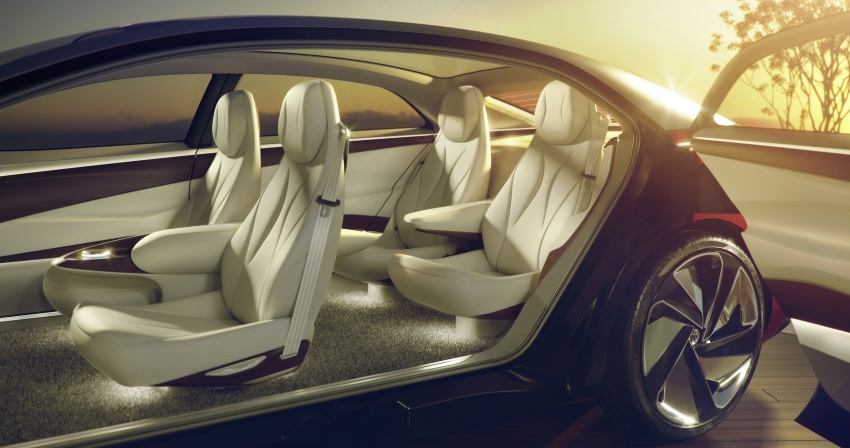 Volkswagen I.D. Vizzion – flagship to arrive by 2022 Image #786768