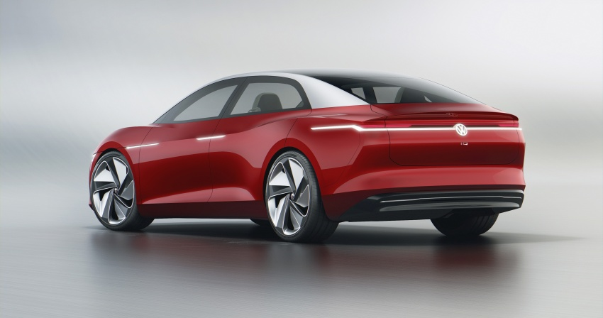 Volkswagen I.D. Vizzion – flagship to arrive by 2022 Image #786771