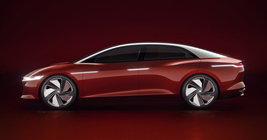 Volkswagen I.D. Vizzion – flagship to arrive by 2022 Image #786774