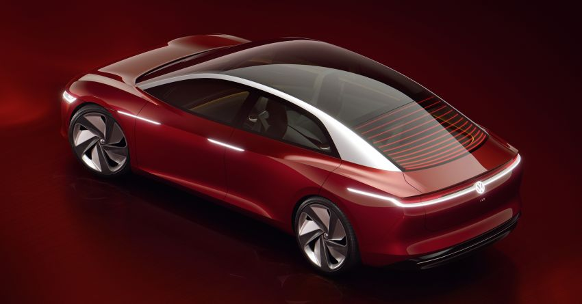 Volkswagen I.D. Vizzion – flagship to arrive by 2022 Image #786775
