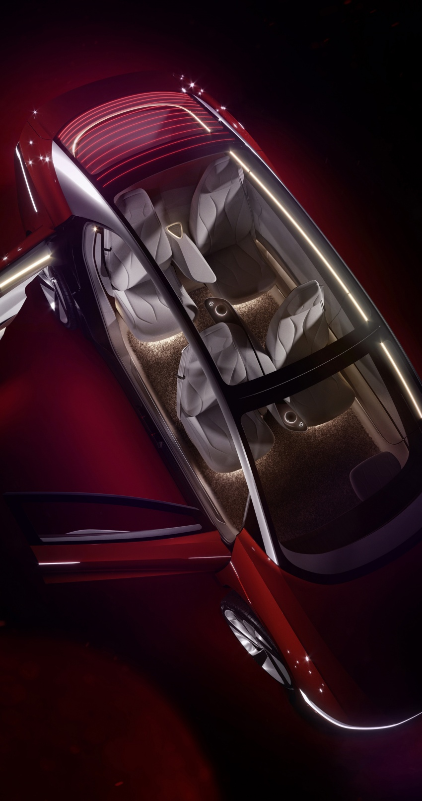 Volkswagen I.D. Vizzion – flagship to arrive by 2022 Image #786777