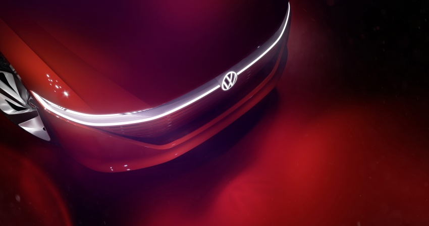 Volkswagen I.D. Vizzion – flagship to arrive by 2022 Image #786781