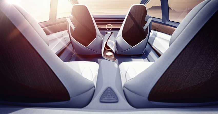 Volkswagen I.D. Vizzion – flagship to arrive by 2022 Image #786784