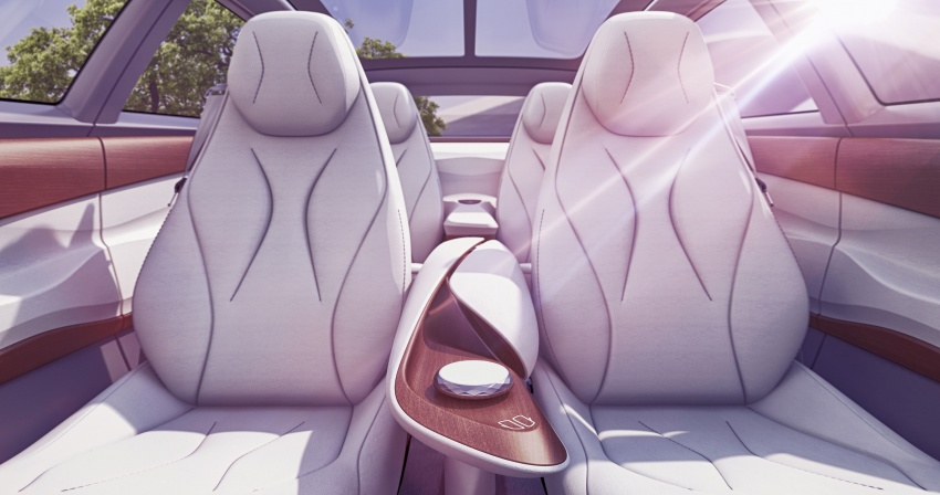 Volkswagen I.D. Vizzion – flagship to arrive by 2022 Image #786785