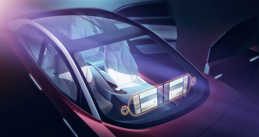Volkswagen I.D. Vizzion – flagship to arrive by 2022 Image #786786