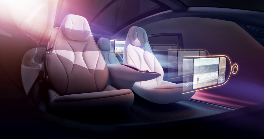 Volkswagen I.D. Vizzion – flagship to arrive by 2022 Image #786787