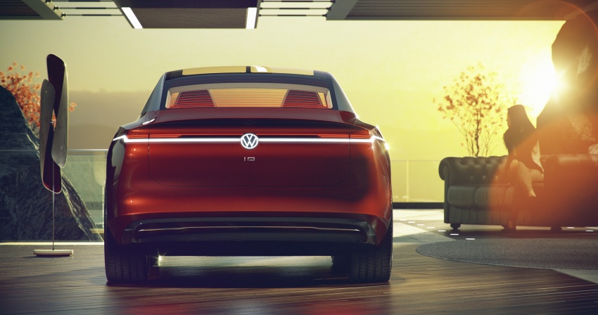 Volkswagen I.D. Vizzion – flagship to arrive by 2022 Image #786761