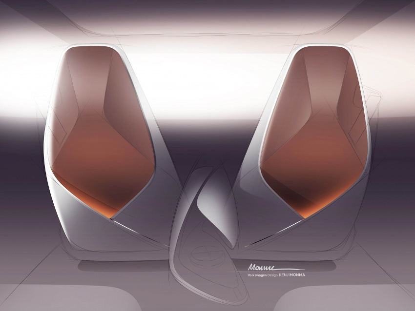 Volkswagen I.D. Vizzion – flagship to arrive by 2022 Image #786789