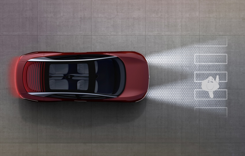 Volkswagen I.D. Vizzion – flagship to arrive by 2022 Image #786794