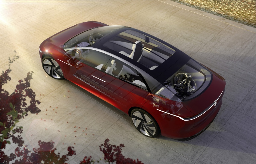 Volkswagen I.D. Vizzion – flagship to arrive by 2022 Image #786766