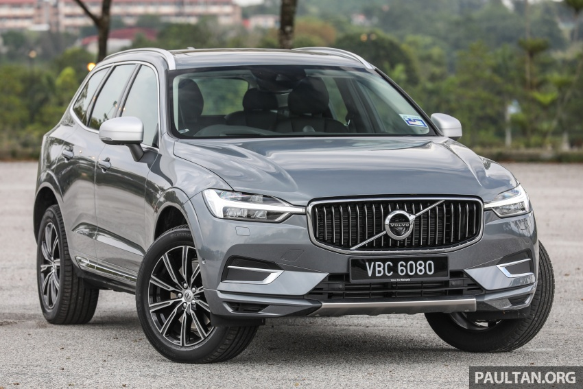FIRST DRIVE: 2018 Volvo XC60 T8 Inscription Plus Image #799513