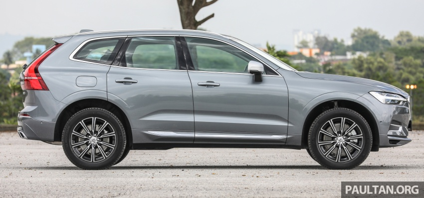 FIRST DRIVE: 2018 Volvo XC60 T8 Inscription Plus Image #799522