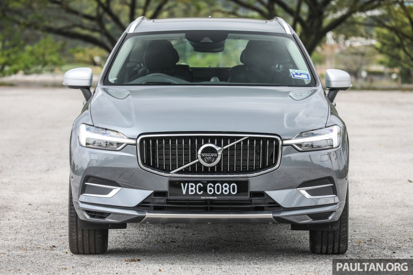 FIRST DRIVE: 2018 Volvo XC60 T8 Inscription Plus Image #799523