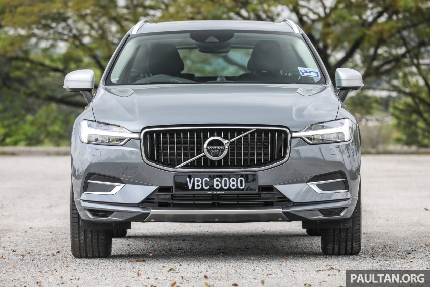 FIRST DRIVE: 2018 Volvo XC60 T8 Inscription Plus Image #799524