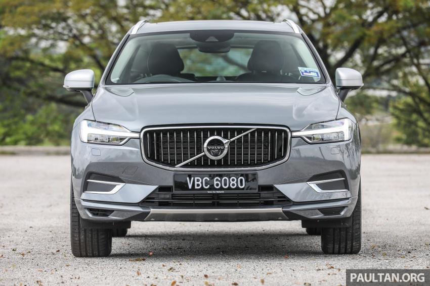 FIRST DRIVE: 2018 Volvo XC60 T8 Inscription Plus Image #799524