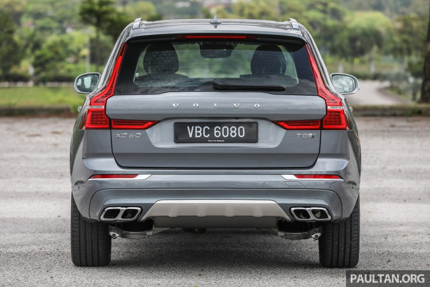 FIRST DRIVE: 2018 Volvo XC60 T8 Inscription Plus Image #799525