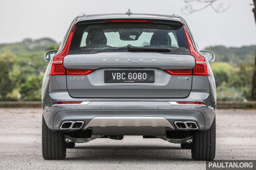 FIRST DRIVE: 2018 Volvo XC60 T8 Inscription Plus Image #799526