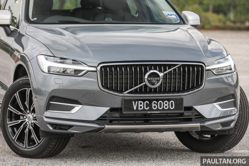 FIRST DRIVE: 2018 Volvo XC60 T8 Inscription Plus Image #799527