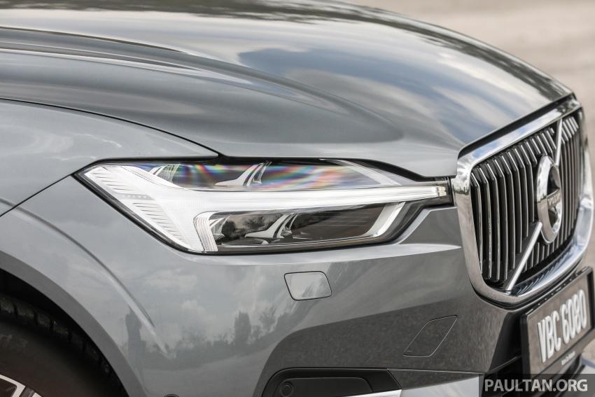 FIRST DRIVE: 2018 Volvo XC60 T8 Inscription Plus Image #799529
