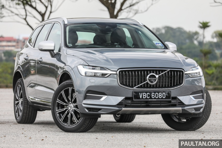 FIRST DRIVE: 2018 Volvo XC60 T8 Inscription Plus Image #799514