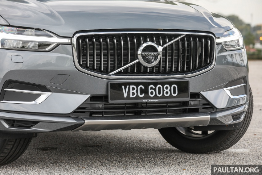 FIRST DRIVE: 2018 Volvo XC60 T8 Inscription Plus Image #799533