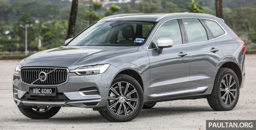 FIRST DRIVE: 2018 Volvo XC60 T8 Inscription Plus Image #799515