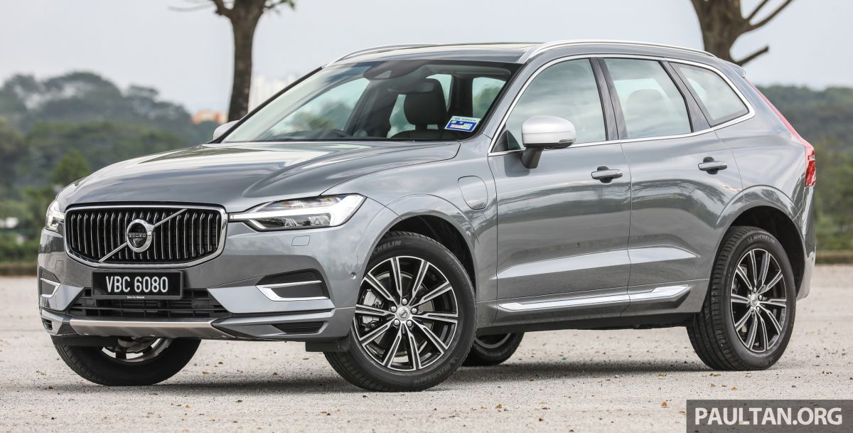 FIRST DRIVE: 2018 Volvo XC60 T8 Inscription Plus Malaysian review